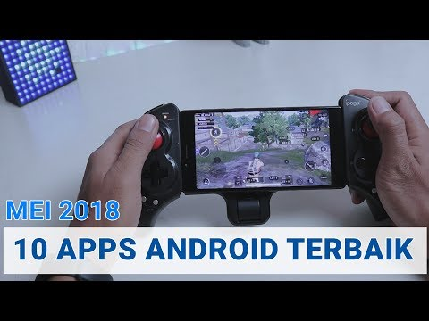 10 Aplikasi Android Terbaik Mei 2018 – Best Apps of The Month Indonesia