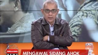 Nicholay Aprilindo : Kuasa Hukum Ahok berikan ancaman moral pada saksi - Breaking News 13/02
