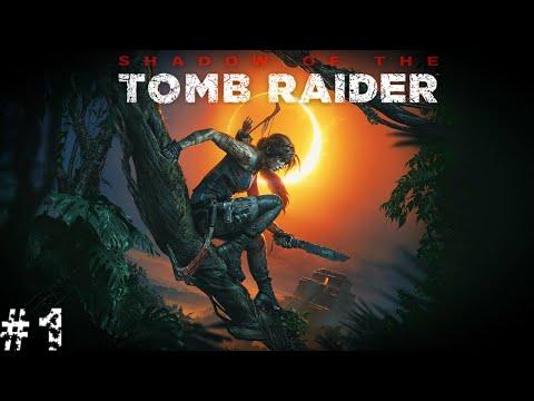 Начало - Shadow of the Tomb Raider прохождение стрим #1