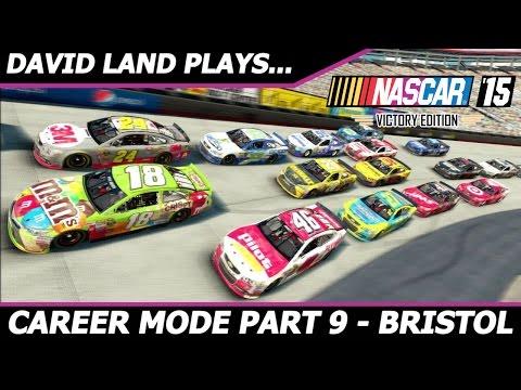 [PLATE RACING AT BRISTOL] Food City 500  [NASCAR 15 Career Mode 8/36]