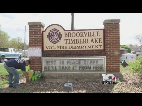 Lynchburg firefighting community mourning one of its own