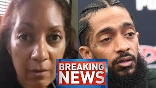 Nipsey Hussle's Mom Just Left The Internet SPEECHLESS With Statement About Her Son Nipsey Today!!