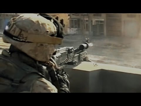 The Terror of Crossing a Highway in Fallujah