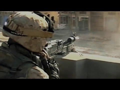 The Terror of Crossing a Highway in Fallujah