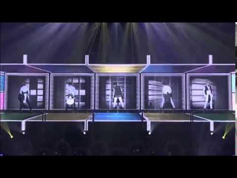 Shinee live hello japanese version