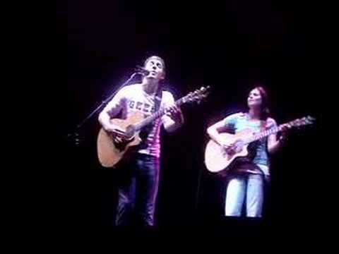 Jason Mraz & Tristan Prettyman - Shy That Way