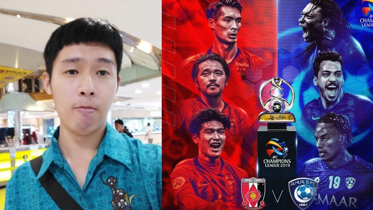 Orang Hong Kong Nonton Liga Champions Afc Dan Bicara