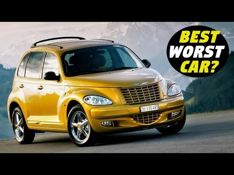 Chrysler PT Cruiser - History, Major Flaws, & Why It Got Cancelled (2001-2010)