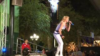 More Canobie Lake Park's Tribute to Madonna w Melissa Totten AT clip