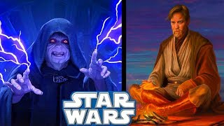 Why Sidious Ultimately HATED Obi-Wan Kenobi!! - Star Wars Explained
