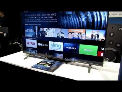 "Element 50"" TV with Amazon Fire TV (CES 2017)"