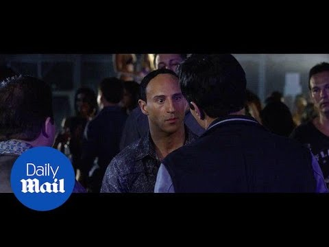 Lillo Brancato appears in trailer for movie Back in the Day - Daily Mail
