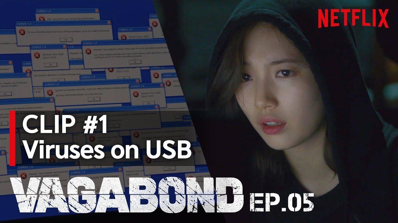 Download Viruses On USB | VAGABOND - EP. 05 #1