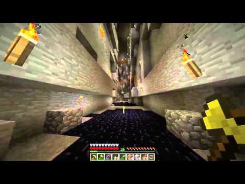 Minecraft - Rzut artystyczny - Spacyfikowana piwniczka