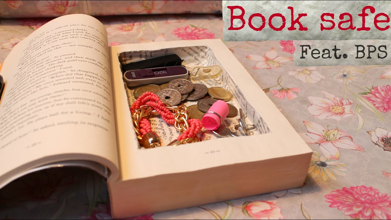 Diy Book Safe Ft Bornprettystore Tribal Bracelet