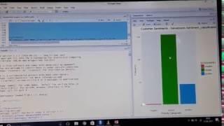 SENTIMENT ANALYSIS USING MACHINE LEARNING TECHNIQUE USING R LANGUAGE1