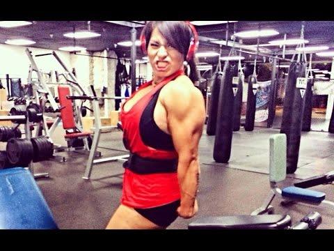 Rebecca sanders bodybuilder