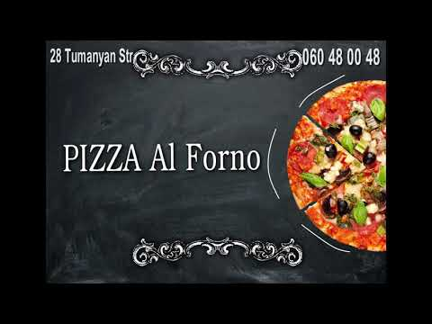 Pizza Toria Yerevan