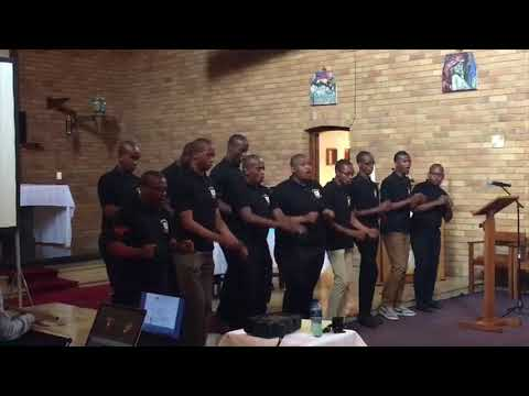 St. John Vianney Choir - Pretoria, South Africa - Welcomes The Cor Project 09-08-17 (3:21)
