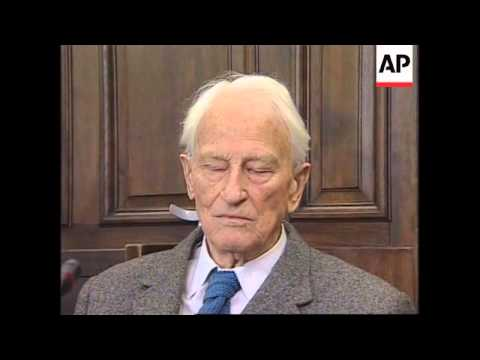 Former SS officer sentenced in World War II massacre case
