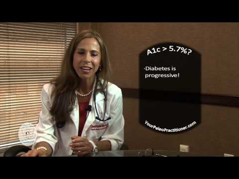 DM 001 - A1C = 5.7%? You may have Prediabetes!