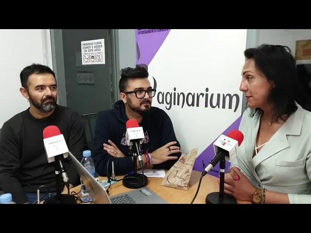 Polémica Nora Baños. Iván Herrador y Christian Saavedra se