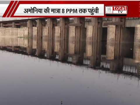 यमुना में अमोनिया की मात्रा बढ़ने से आने वाले समय में दिल्ली में पानी की बढ़ सकती है किल्लत