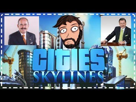 BÜYÜK BAŞGAN GÖREV BAŞINDA   Cities : Skylines