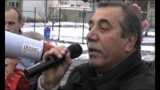 10.12.10: Iran - Pt. III - Speech - Global Day of Human Rights - Frankfurt am Main, Germany