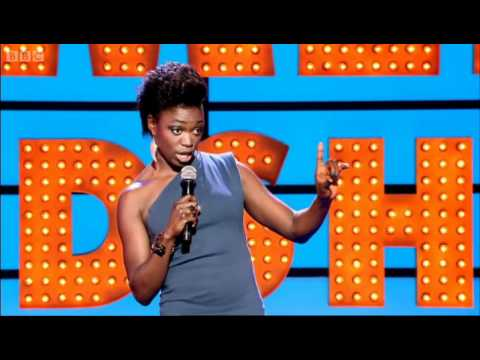 Andi Osho on Rappers - Michael McIntyre's Comedy Roadshow - BBC