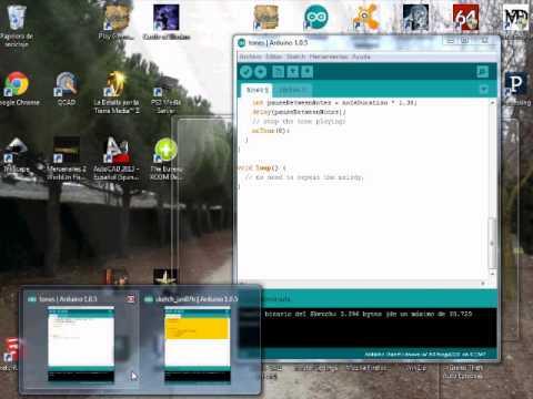 Videotutorial De Arduino 7: Generando Sonido