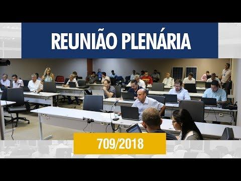 709ª Reunião Plenária - Crea-AL