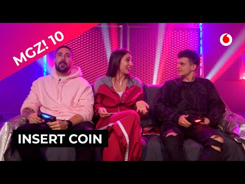 Arkano 🆚 DJ Verse  - Insert Coin - MGZ! - #MGZArkano