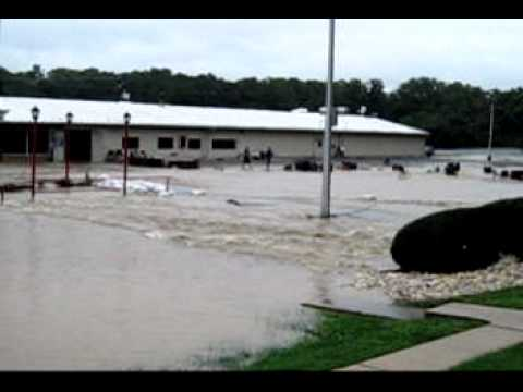 Awful Flooding at the Nissan Dealer.... - Pennsylvania - 9/8/2011
