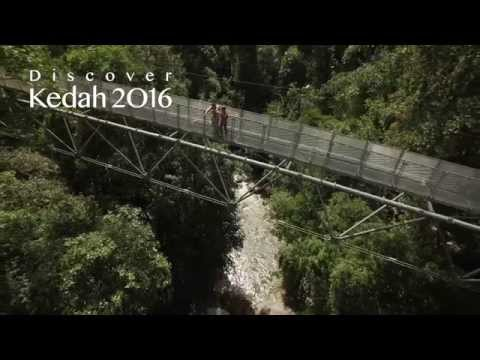 Discover Kedah 2016 - Where It All Began (TV Commercial Cut)