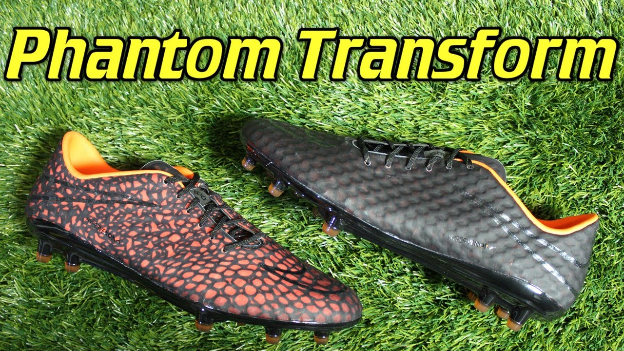 online store 9b75f f51a2 Nike Hypervenom Phantom SE Transform - Review + On Feet