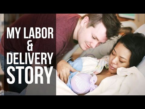 My Labor & Delivery Story | From Head To Toe