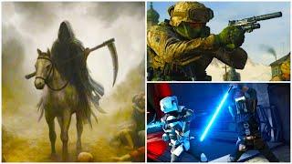 Про Crusader Kings 3, CoD: Modern Warfare, SW Jedi: Fallen Order, фильм Mortal Kombat | За неделю