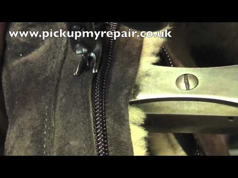 64c75a3e991 Zip Replacement Ugg Boot - Broken Ugg Zip www.pickupmyrepair.co.uk