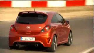 New Opel Corsa OPC Nürburgring Edition 2011 Trailer