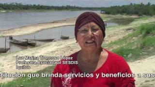 SESDIS spot publicitario de Testimonio de Asociados (1)