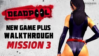 Deadpool The Game - Chapter 3 - Taking A Chance