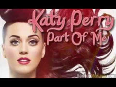 Katy Perry-Firework-Hot'n Cold-Last Friday Night (T.G.I.F)-Part of Me