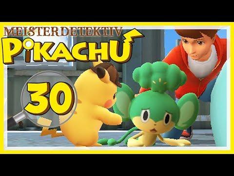 MEISTERDETEKTIV PIKACHU # 30 🔎 Rein in die geheime Lagerhalle! [HD60] Let's Play Detective Pikachu