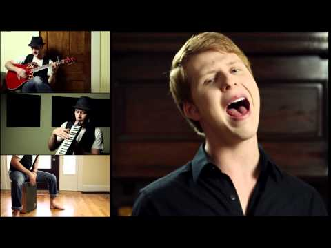 Better Than I Know Myself - Adam Lambert acoustic cover feat. Seth Johnson [FREE MP3]