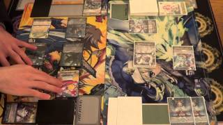 Cardfight!! Vanguard - Cardfight Match - Great Nature (Leo-pald) Vs Genesis (Fortuna) - Game 2