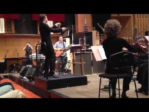 Minas de cobre - Calexico & Radio Symphonic Orchestra live in Vienna 2012