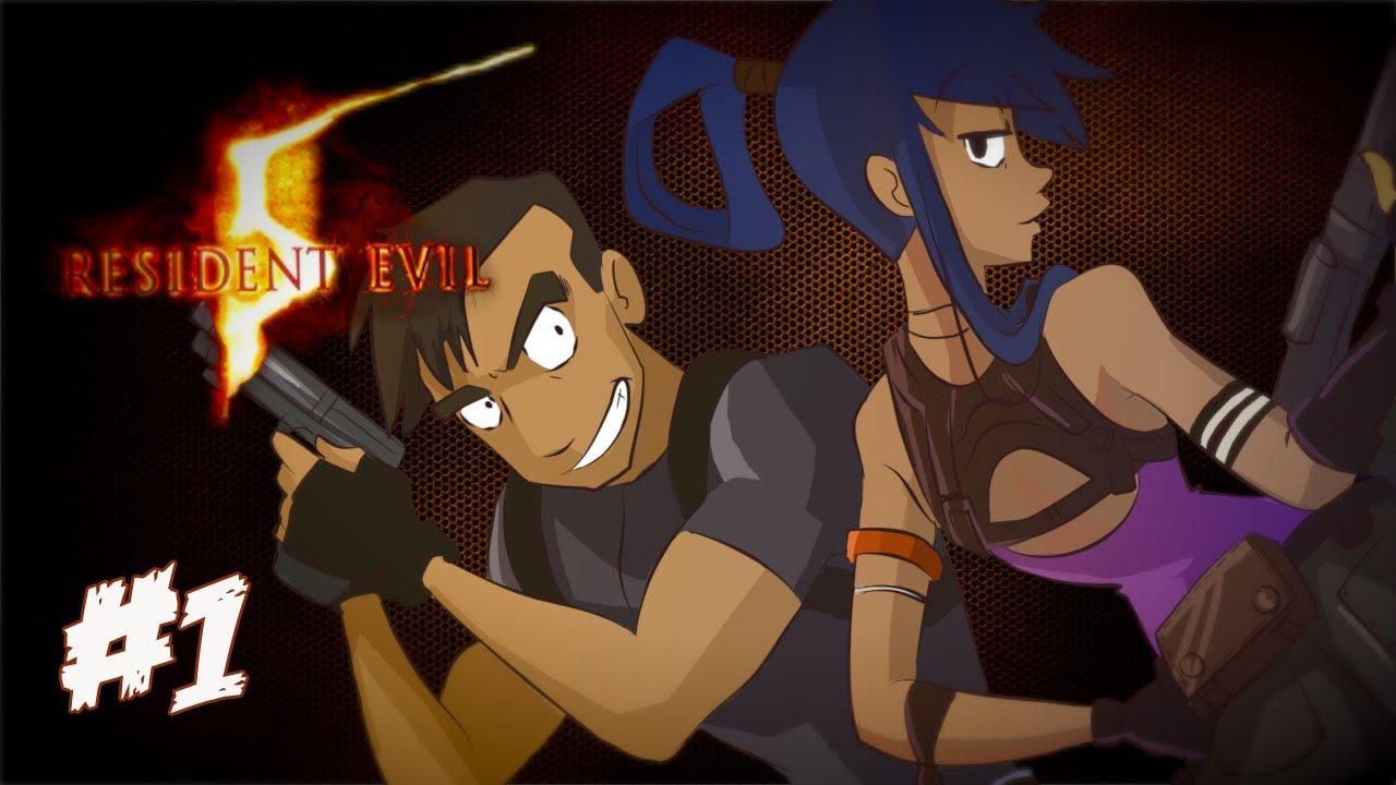 foto de Resident Evil 5 Campaña con Eddochan Parte 1 YouTube