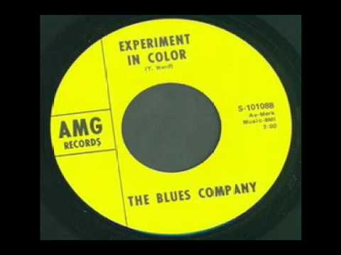 The Blues Company - Experiment In Color