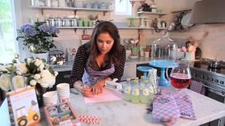 Leilas food channel - Leilas kalastips - Namnskyltar / Leilas party tips - Name tags
